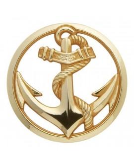 Insigne Or Troupe de Marine