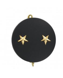 Insigne Or Général Brigade 2 étoiles