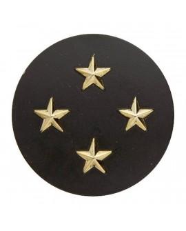 Insigne Or Général Corps d'Armée 4 étoiles