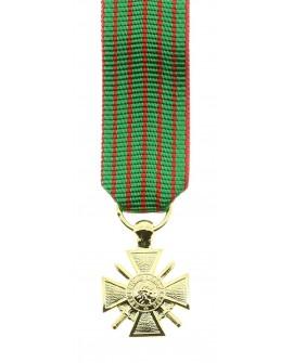 Médailles Croix de Guerre 14/18 Croix de Guerre Bronze