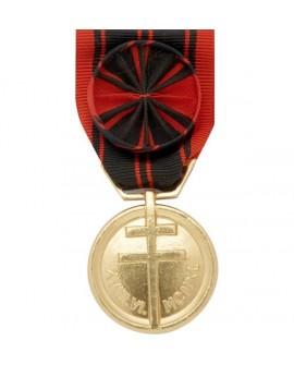 Médaille Résistance Officier Bronze