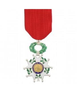 Médaille Chevalier de la Légion d'Honneur Argent