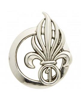 Insigne Argent  Légion 1er R.E.C