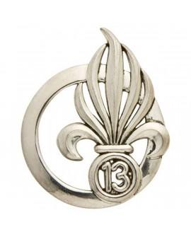Insigne Argent Légion 13e D.B.L.E