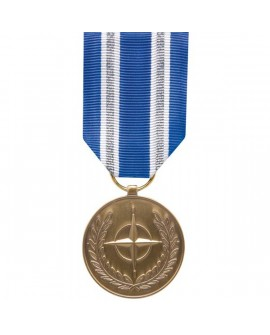 Médailles ISAF de l'OTAN