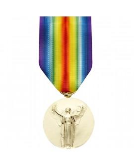 Médaille Commémorative Interalliée Bronze