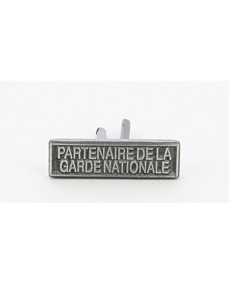 AGRAFE REDUCTION PARTENAIRE DE LA GARDE NATIONALE