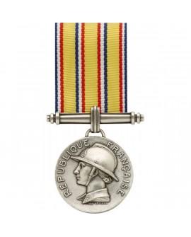 Médaille 20 ans Honneur des Sapeurs Pompiers Argent