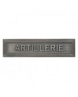 Agrafe Artillerie Armée de Terre Argent