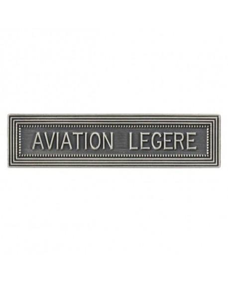 AGOAVLEG Agrafe Aviation L/ég/ère Arm/ée de Terre Argent Le Comptoir Des M/édailles