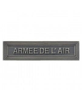 Agrafe Armée de l'air Argent