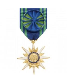 Médaille Officier de l'Ordre du Mérite Maritime Bronze
