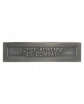 Agrafe Force Aérienne de Combat Argent
