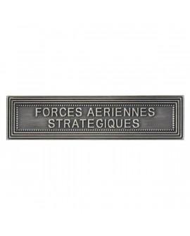 Agrafe Forces Aériennes Stratégiques Argent