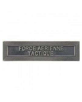 Agrafe Force Aérienne Tactique Argent