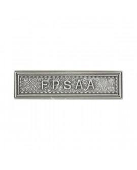 Agrafe FPSAA Armée de l'air Argent