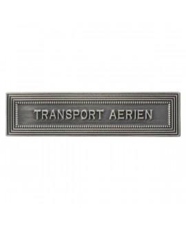 Agrafe Transport Aérien Argent