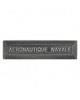 Agrafe Aéronavale Marine Nationale Argent