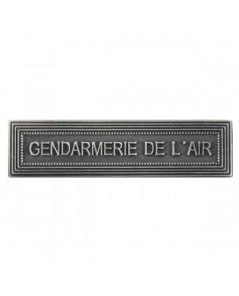 Agrafe Gendarmerie de l'air Argent