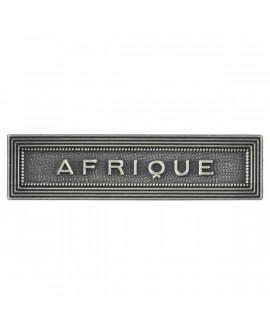 Agrafe Afrique Argent