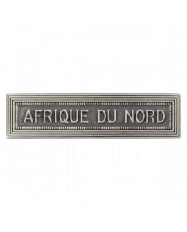 Agrafe Afrique du Nord Argent