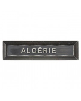 Agrafe Algérie Argent