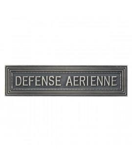 Agrafe Défense Aérienne Argent