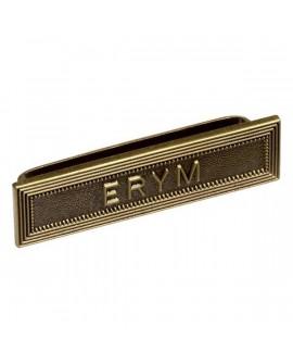 Agrafe ERYM Bronze