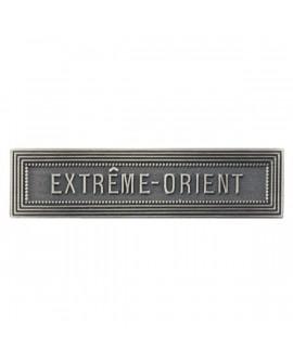 Agrafe Extrême-Orient Argent