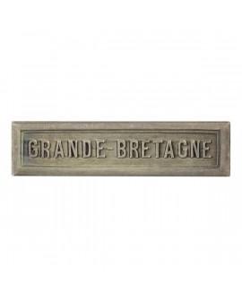Agrafe Grande Bretagne Bronze