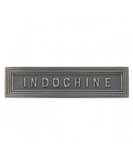 Agrafe Indochine Argent