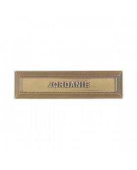Agrafes Jordanie Campagnes Bronze