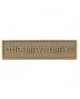 Agrafe OUP-Libya/Libye Bronze