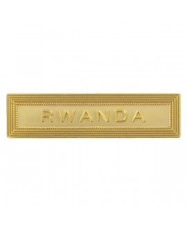 Agrafe Rwanda Or