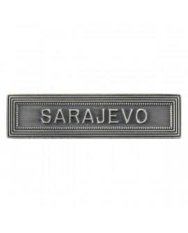 Agrafe Sarajevo Argent