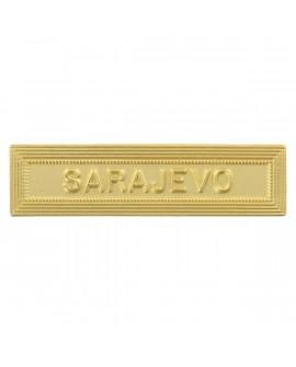 Agrafe Sarajevo Or