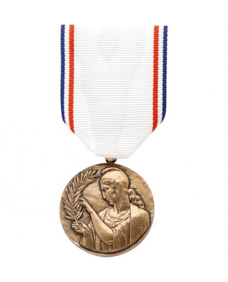 Médaille Reconnaissance Française Bronze