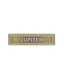 Agrafe Jupiter Bronze