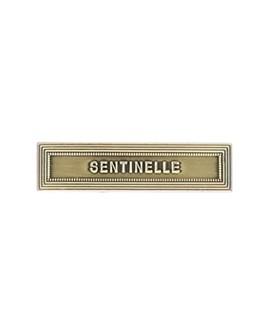 Agrafe Sentinelle Bronze