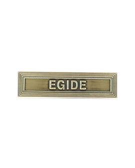 Agrafe Egide Bronze