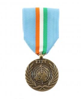 Médaille MINUCI  Côte d'Ivoire de l'ONU