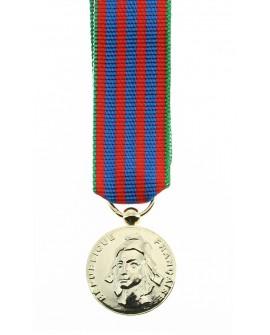 Médailles Commémoratives Française Bronze