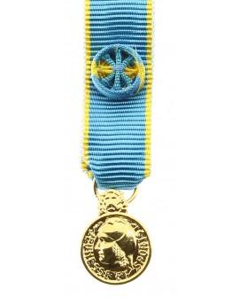 Médailles Honneur Jeunesse et Sports Bronze doré