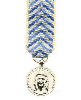 Médailles Reconnaissance de la Nation Principales décorations Bronze