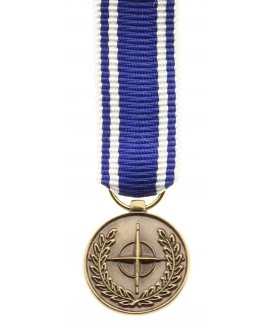 Médaille Macédoine de l'OTAN