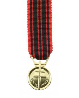 Médaille Résistance Chevalier Bronze