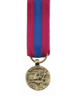 MEDAILLE REDUCTION DEFENSE NATIONALE BRONZE