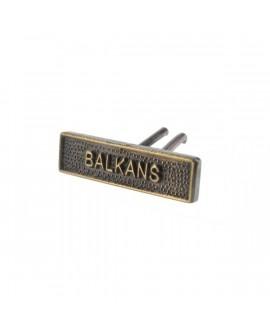 Agrafe Balkans Bronze