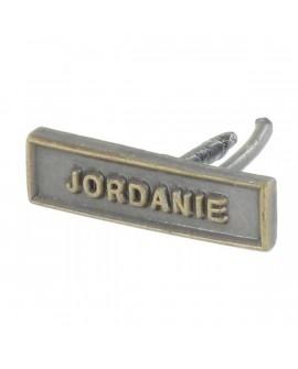 Agrafe Jordanie Bronze