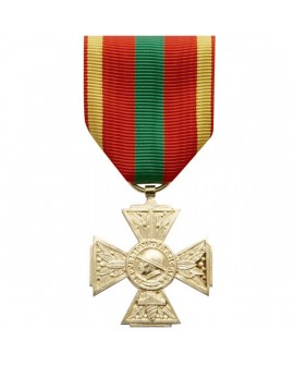 Médaille Croix du Combattant Volontaire 39/45